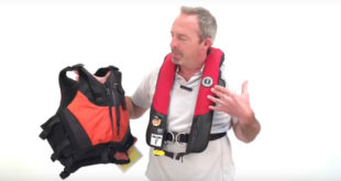 Expert Advice: Guide to Choosing an Inflatable PFD
