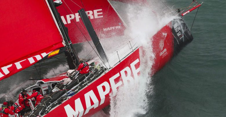 Photo of MAPFRE blaze to record victory in the Around the Island Race