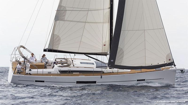 dufour-520 sail universe