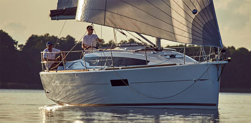 Jeanneau Sun Odyssey 319 Boot 2018 United States sailboat show