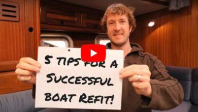 boat refit