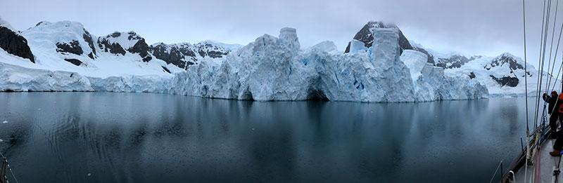 sailing antarctica