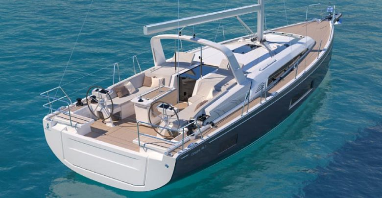 Why The Stepped Hull Of The Beneteau Oceanis 46 1 Is A Good Idea