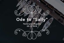 ode to sally sail universe