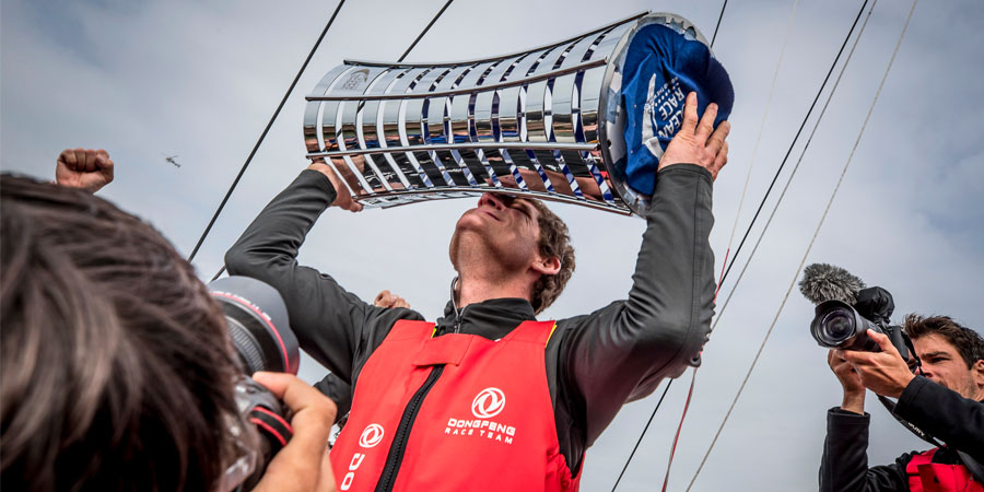 Dongfeng Race Team Win