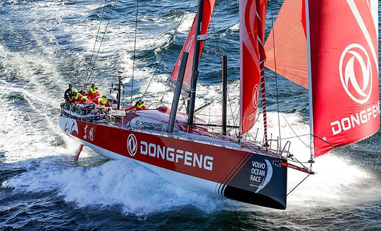 Volvo Ocean Race Leg 11