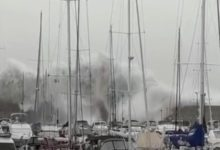 Storm Destroys Hundreds of Yachts
