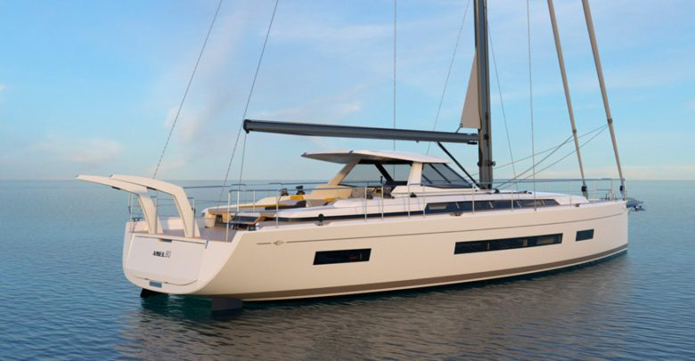 First Renderings of the New Amel 60 Revealed at Boot 2019
