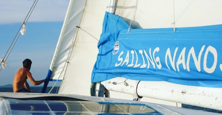 "Photo of Sailing Nandji: A New ""Triple"" Post"