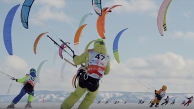 snow kite world cup