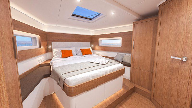 Beneteau first yacht 53 interior