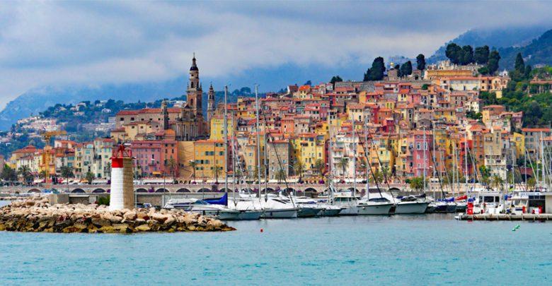 cruising French waters