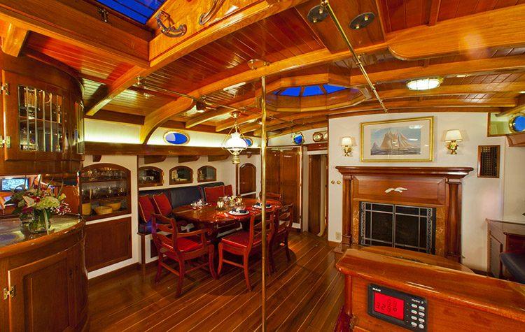 Whitehawk's interior
