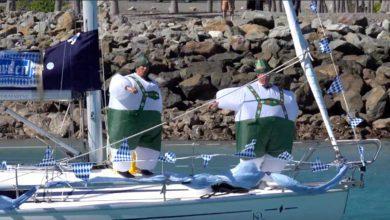 Photo of Hamilton Island Race Week: The Amazing Prix d'Elegance. VIDEO