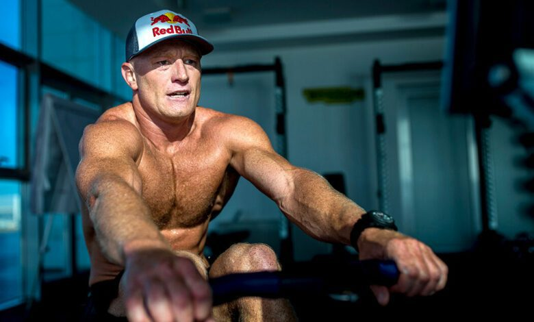 Photo of America's Cup Winner Jimmy Spithill Opens Up On Injury, Age And Kiwi Rivalry