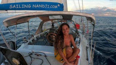 Photo of Sailing Nandji… One Month In A Single Post